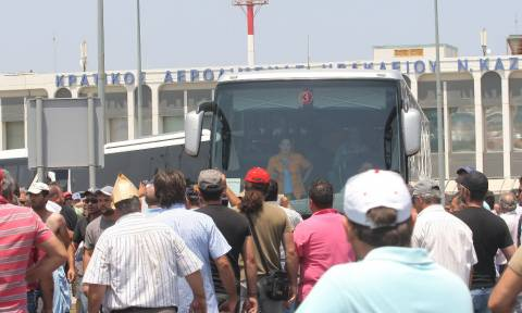 Συλλήψεις αλλοδαπών με πλαστά δικαιολογητικά στο αεροδρόμιο Ηρακλείου