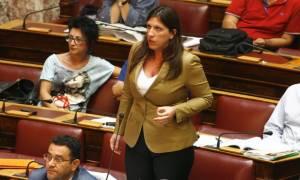 Συμφωνία - Κωνσταντοπούλου: Αντιδημοκρατική η διαδικασία ψήφισης του νέου μνημονίου
