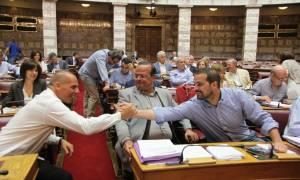 Συμφωνία: Μετρούν… αντάρτες στον ΣΥΡΙΖΑ ενόψει της ψηφοφορίας