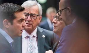 Μπαράζ επαφών Τσίπρα με Ευρωπαίους αξιωματούχους