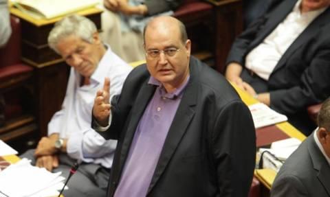Βουλή: Ένταση μεταξύ Φίλη και των βουλευτών της Χρυσής Αυγής (vid)