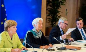 Συμφωνία: Οι θεσμοί επαινούν τη συνεργασία με την ελληνική κυβέρνηση ενόψει Eurogroup