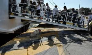 Αυξημένη η κίνηση στα λιμάνια ενόψει της αυριανής εορτής του Δεκαπενταύγουστου