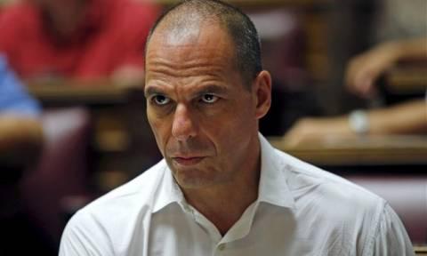Βαρουφάκης: Με ένα νεύμα ο πρωθυπουργός να μου ζητήσει την έδρα