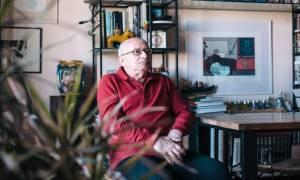 Πέθανε ο συγγραφέας και δημοσιογράφος Ανταίος Χρυσοστομίδης