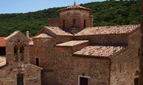 Λακωνία: Αποκτά μουσείο-σκευοφυλάκιο η Μονή Τεσσαράκοντα