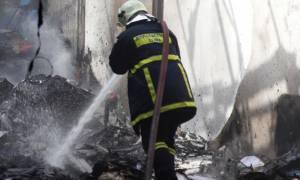 Ηράκλειο: Πυρκαγιά κατέστρεψε διαμέρισμα στον Κρυσώνα