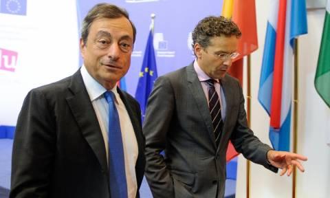 Eurogroup: Οι πρώτες φωτογραφίες από τη συνεδρίαση των ΥΠΟΙΚ (photos)
