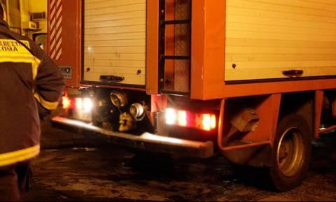 Κομοτηνή: Ανατινάχθηκε σπίτι από έκρηξη λόγω διαρροής υγραερίου - Δύο τραυματίες