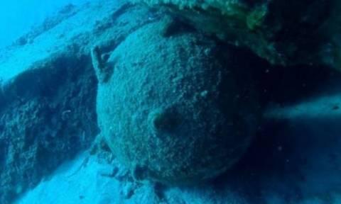 Ρέθυμνο: Το Σάββατο (15/8) η εξουδετέρωση της νάρκης που βρέθηκε σε παραλία της Μισσιρίας