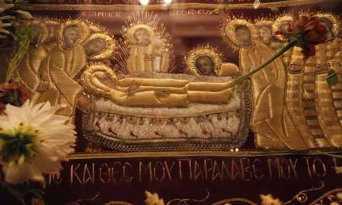 Κέρκυρα: Με λαμπρότητα γιορτάζεται η Κοίμηση της Θεοτόκου