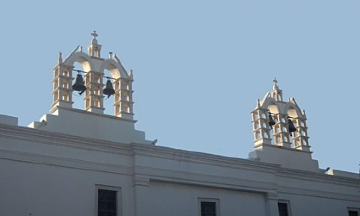 Live: Θεία Λειτουργία στην Παναγία Εκατονταπυλιανή