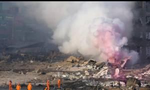 Kίνα: Νέες εκρήξεις στην Τιαντζίν
