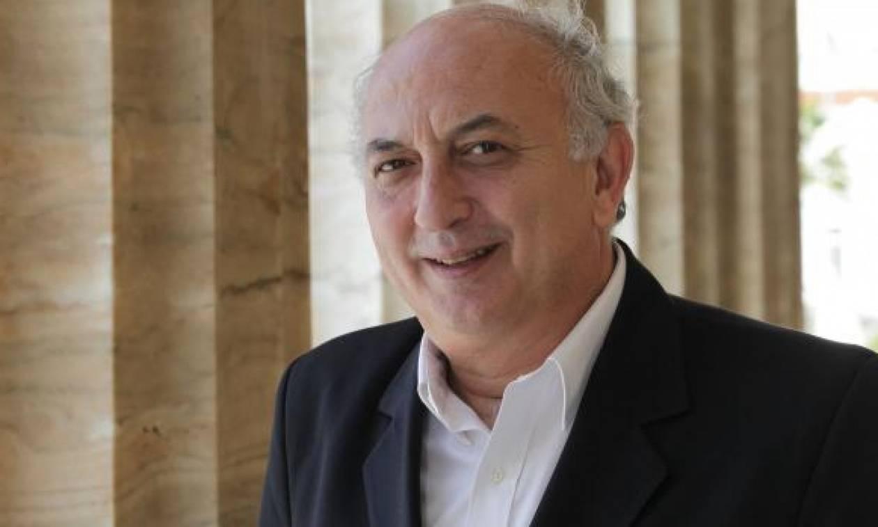 Αισιόδοξος για το μέλλον των Ελλήνων ο Γ. Αμανατίδης