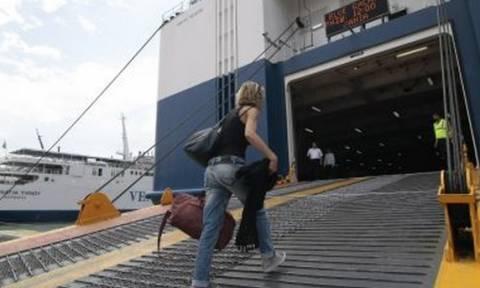 Δεκαπενταύγουστος: Αυξημένη η κίνηση και σήμερα στα λιμάνια