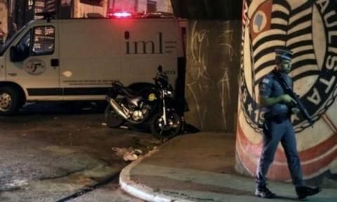 Μακελειό στο Σάο Πάολο με 19 νεκρούς και 7 τραυματίες