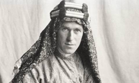 Σαν σήμερα το 1888 γεννήθηκε ο Τόμας Έντουαρντ Λόρενς γνωστός ως «Λόρενς της Αραβίας»