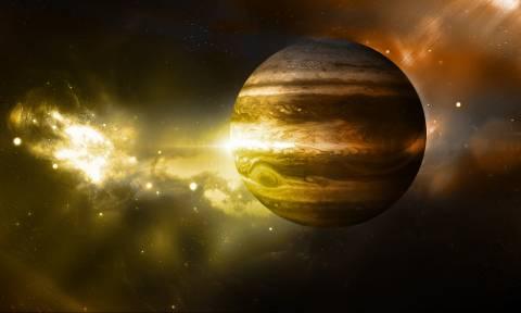Μετά τη νέα Γη ανακαλύφθηκε και ο νεαρός… Δίας!