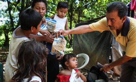 Γουατεμάλα: Πρώτα η ξηρασία και τώρα ο λιμός απειλεί το μέλλον 1 εκατομμυρίου ανθρώπων