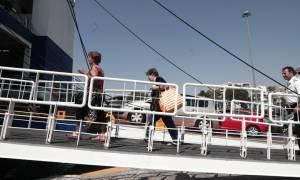Αυξημένη η κίνηση στα λιμάνια - Αρχίζει σταδιακά η επιστροφή των αδειούχων του Αυγούστου