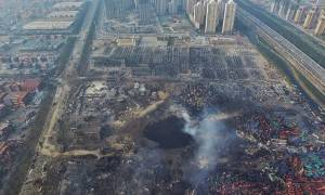 Κίνα: Εξαιρετικά τοξικά τα χημικά που προκάλεσαν τις εκρήξεις, λένε τώρα οι Αρχές