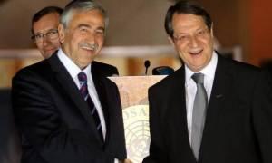 Κύπρος: Το εδαφικό θα κυριαρχήσει στην επόμενη συνάντηση Αναστασιάδη-Ακιντζί