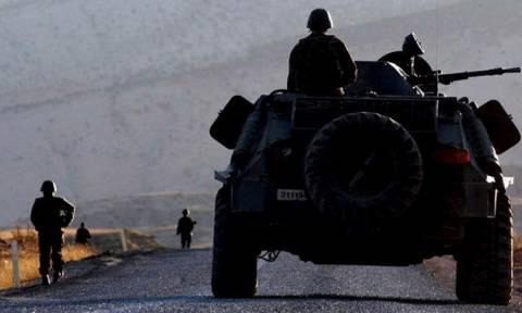 Τουρκία: Ένας στρατιώτης και τρεις κούρδοι αντάρτες του PKK σκοτώθηκαν σε μάχη