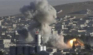 Μακελειό στη Συρία: Δεκάδες οι νεκροί από επιδρομές της συριακής αεροπορίας (video)