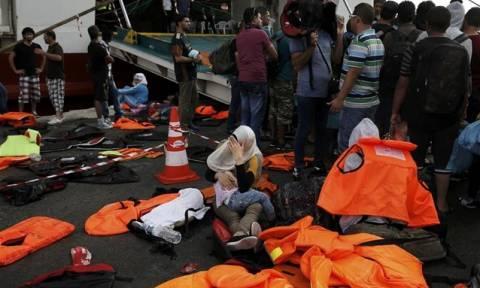 Κως: Τουλάχιστον 1.166 οι Σύροι πρόσφυγες στο «Ελευθέριος Βενιζέλος»