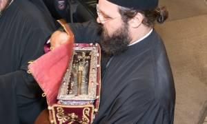 Η τίμια χείρα του Αγίου Σπυρίδωνος στην Πολωνία