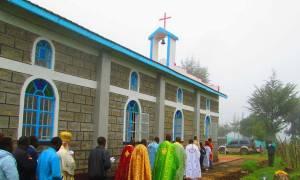 Εγκαίνια ναού του Αποστόλου των Εθνών Παύλου στην Κένυα