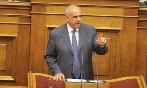 Μεϊμαράκης: Πολιτικός τυχοδιωκτισμός οι εκλογές