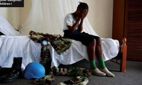 ΟΗΕ: Εκστρατεία - σοκ κατά της σεξουαλικής κακοποίησης παιδιών από κυανόκρανους