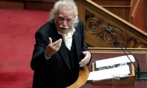 «Απαράδεκτη» χαρακτηρίζει τη συμφωνία ο Μ. Γλέζος
