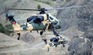 Τουρκία: Στις ένοπλες δυνάμεις το ελικόπτερο T129 ATAK