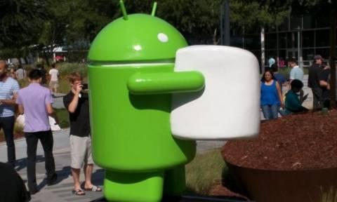 Και το όνομα αυτού... Android 6.0 Marshmallow!