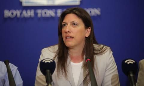 Μαντάς: Να σταματήσει τώρα η «ανθρωποφαγία» κατά της Ζωής Κωνσταντοπούλου