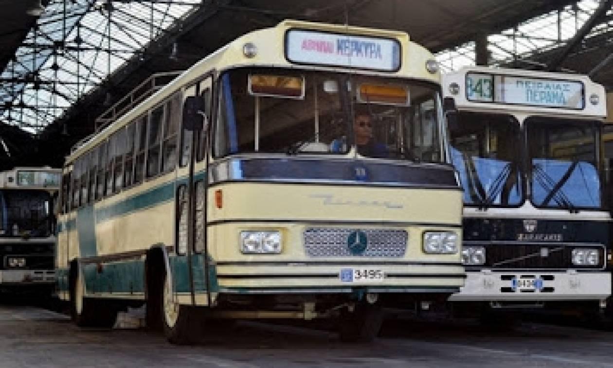 Κέρκυρα: Ταξίδι στη δεκατία του '60 με ένα λεωφορείο της εποχής!