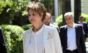 Γεροβασίλη: Δεν έχουν ληφθεί αποφάσεις για τα επόμενα βήματα