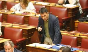 Λαπαβίτσας: Εξευτελισμός της Δημοκρατίας η συμφωνία - Να βρει πολιτική έκφραση το «Όχι»
