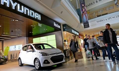 Hyundai: Ευρωπαϊκό Βραβείο απονέμεται στη Rockar