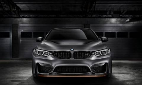 BMW Group: Concept M4 GTS (photos)