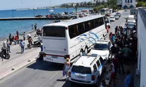 Στο λιμάνι του Πειραιά θα «δέσει» το «Ελ.Βενιζέλος» με τους Σύρους πρόσφυγες
