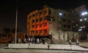 Κάιρο: Έκρηξη μπροστά από κτίριο των υπηρεσιών ασφαλείας