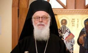 Άρρωστος ο Αρχιεπίσκοπος Αλβανίας Αναστάσιος