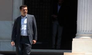 Σύσκεψη υπό τον Τσίπρα στη Βουλή - Στο «τραπέζι» το σενάριο των πρόωρων εκλογών