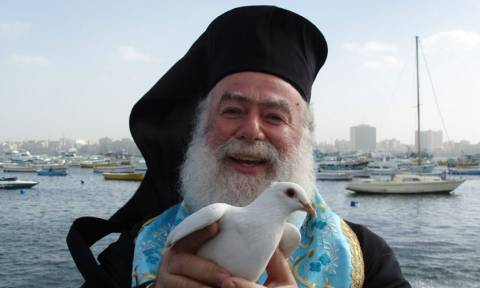 Eπίσκεψη του Πατριάρχη Αλεξανδρείας Θεόδωρου στη Ρωσία