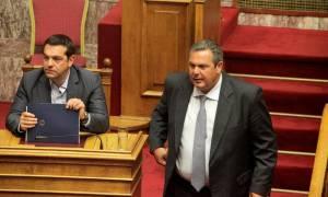 Εκλογές - Καμμένος: Δεσμευόμαστε για νέα κυβερνητική συνεργασία με τον Τσίπρα