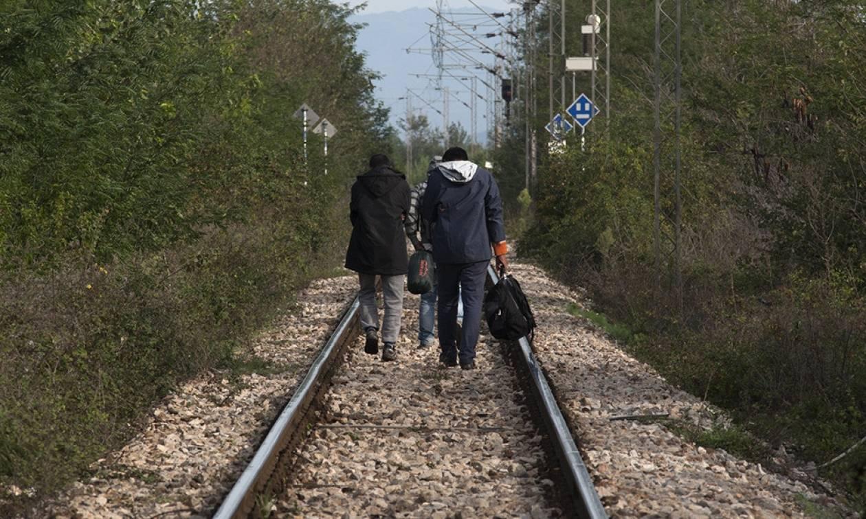 Σε κατάσταση έκτακτης ανάγκης τα Σκόπια λόγω των μεταναστών