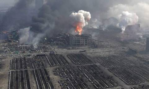 Κίνα: Επίπεδα κυανίου έως 356 φορές πάνω από τα ανεκτά όρια στην Τιαντζίν